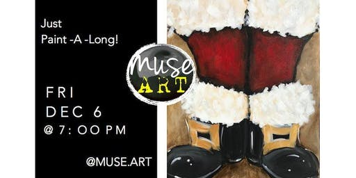 Muse Art Canvas P A I N T - A - L O N G