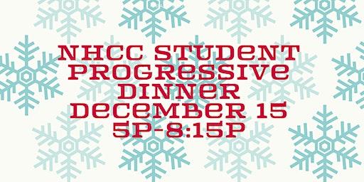 NHCC Student Progressive Dinner