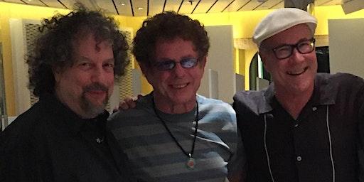 Superstars Of Blues Harp workshop-Magic Dick, Lee Oskar, Jerry Portnoy
