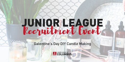 Galentine's Day DIY Candle Making