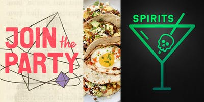 Join the Party & Spirits LIVE @ The North Door @ The North Door