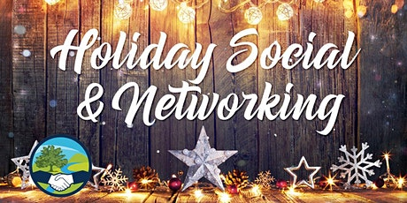 Lodi Stockton Professionals Network - Holiday Networking Meetup tickets