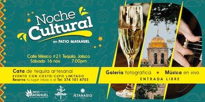 Noche cultural  en Patio Mayahuel