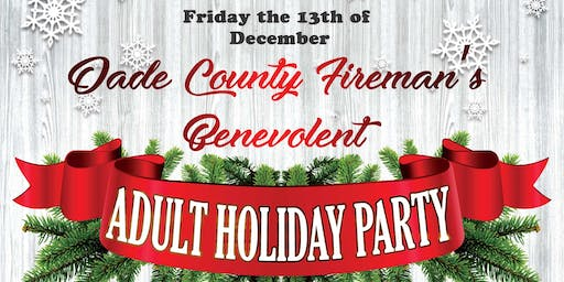2019 Adult Holiday Party