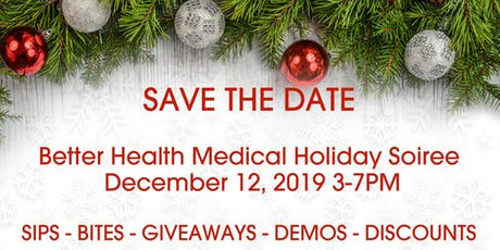 Better Health Medical Holiday Soiree tickets