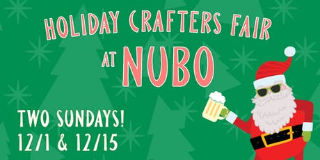 Holiday Crafters Fair at NuBo tickets