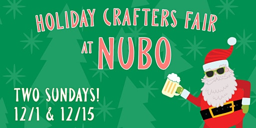 Holiday Crafters Fair at NuBo