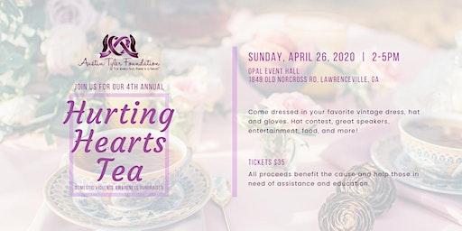 Austin Tyler Foundation 4th Annual Hurting Hearts Tea