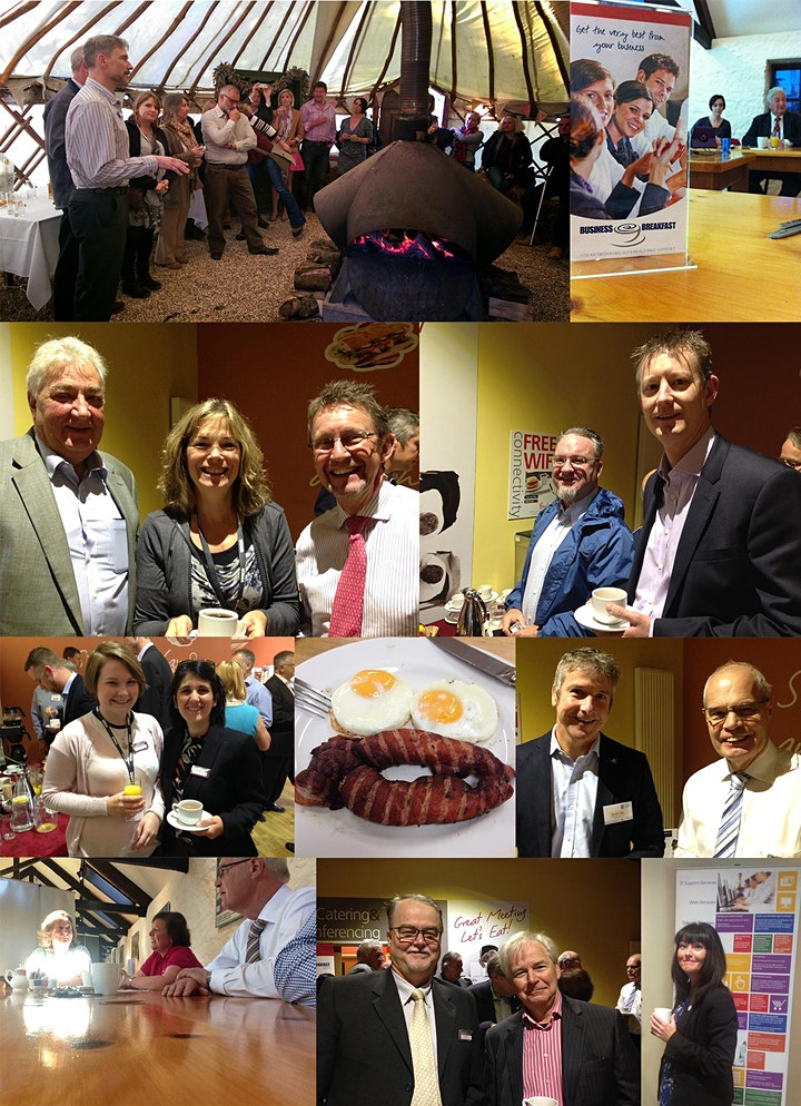 Business@Breakfast Networking Exeter image