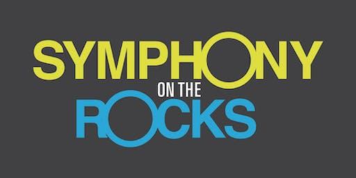 Symphony on the Rocks~Saturday Jan  25, 2020 8:00pm