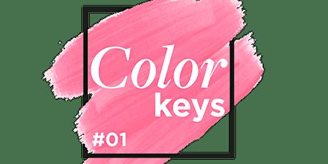 COLOR KEYS 1 | MONTRÉAL | QC billets