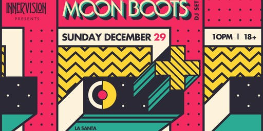 MOON BOOTS in OC