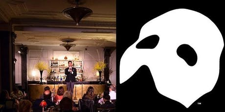 Broadway At The Pierre Cabaret celebrates PHANTOM tickets