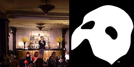 Broadway At The Pierre Cabaret celebrates PHANTOM tickets