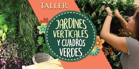 Jardines Verticales y Cuadros Verdes. Momentos Creativos noviembre 2019 entradas
