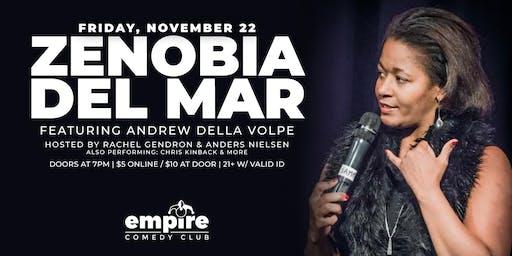 Zenobia Del Mar @ Empire Live Music & Events