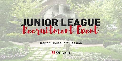 Kelton House Info Session