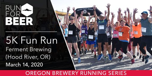 Ferment Brewing 5k Fun Run