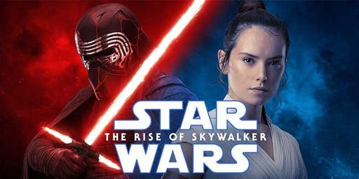 Star War: The Rise Of Skywalker PAINT PARTY