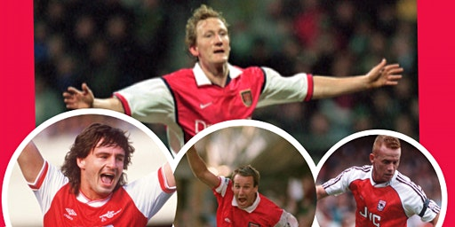 An evening with Arsenal Legends - Northampton