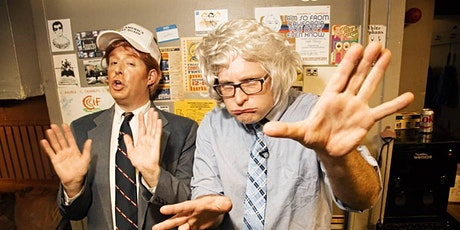 TRUMP VS BERNIE w/ Anthony Atamanuik & James Adomian @ Washington Hall tickets