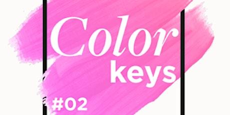 COLOR KEYS 2 | MONTRÉAL | QC billets