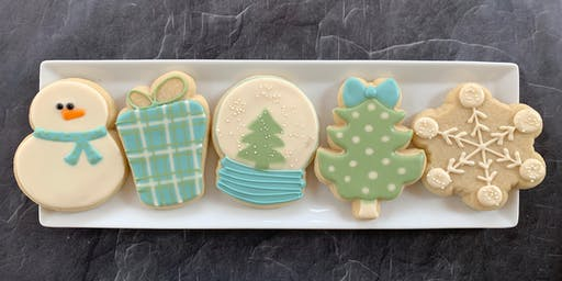 Cookie Decorating with 'A Couple Smart Cookies'! (Adult Only, 12/13 @ 7:30pm)