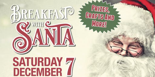 Breakfast with Santa at Eastpoint Mall