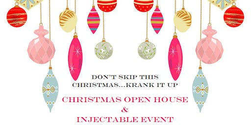 Spa Greystone's Christmas Open House & Injectable Event