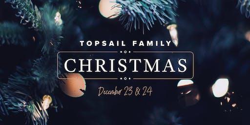 Topsail Family Christmas 2019