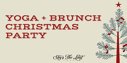Yoga + Brunch Christmas Party