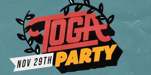 SUO Events x MSA: Toga Party 2019