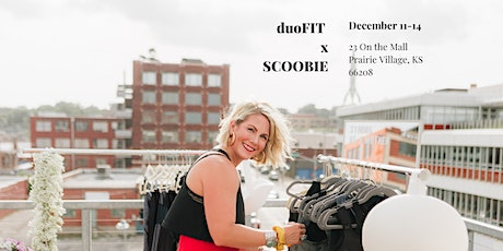 duoFIT x Scoobie Holiday Pop-Up ingressos