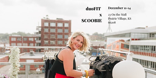 duoFIT x Scoobie Holiday Pop-Up