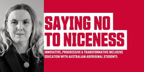 Saying No To Niceness with Dr Sheelagh Daniels-Mayes tickets