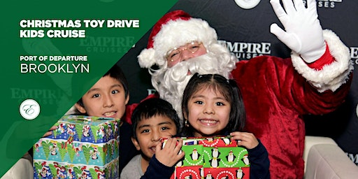 Brooklyn Christmas Toy Drive Cruise - Empire Cruises