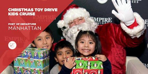 Manhattan Christmas Toy Drive Cruise - Empire Cruises