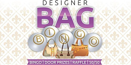 Person Directed Supports 3rd Annual Designer Bag Bingo tickets