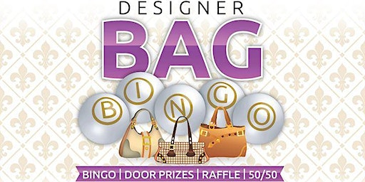 Person Directed Supports 3rd Annual Designer Bag Bingo