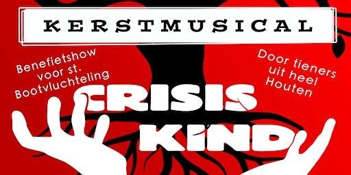 Crisiskind - kerstmusical Houten