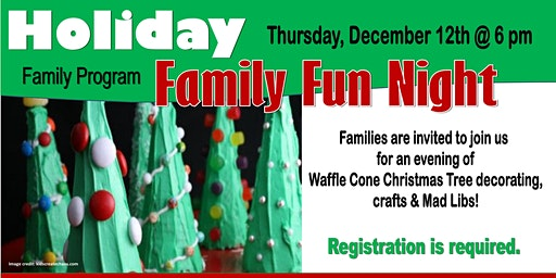 Holiday Family Fun Night