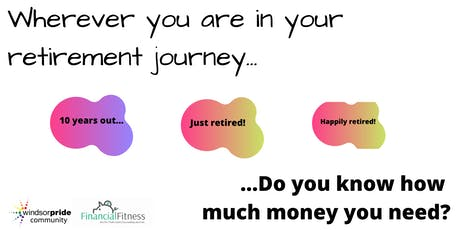 Manage your Retirement Years tickets