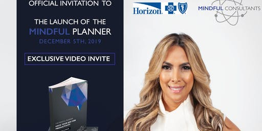 Mindful Planner Release Event