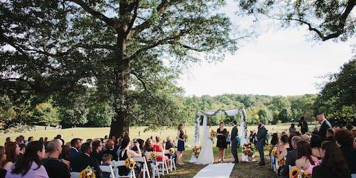 Prospect Park Picnic House Wedding Open House