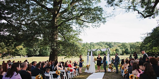 Prospect Park Picnic House Wedding Open House