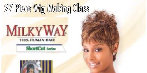 Stuart, Fl | 27 Piece Wig Making Class