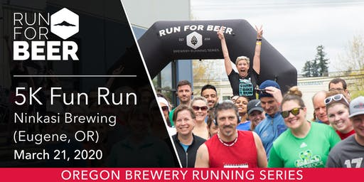 Ninkasi Brewing 5k Fun Run