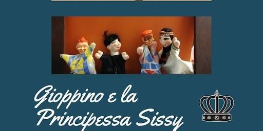 Spettacolo di burattini Gioppino e la Principessa Sissy