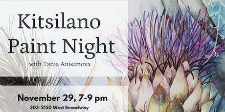 Kitsilano Paint Night tickets