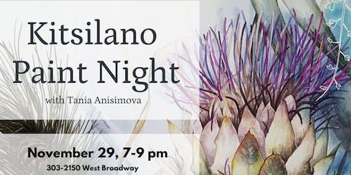 Kitsilano Paint Night